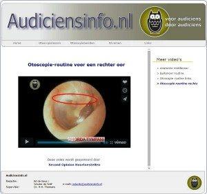Audiciensinfo.nl