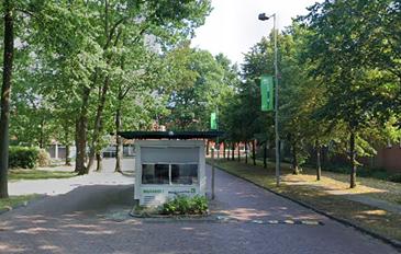 Controlepost op Bouw & Infrapark Harderwijk